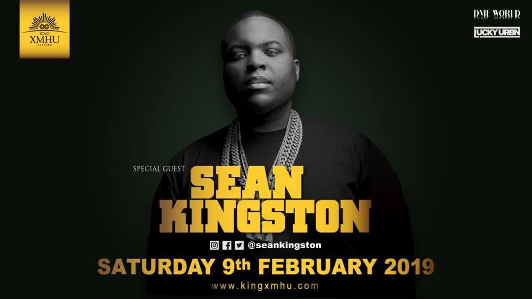 special guest sean kingston king xmhu