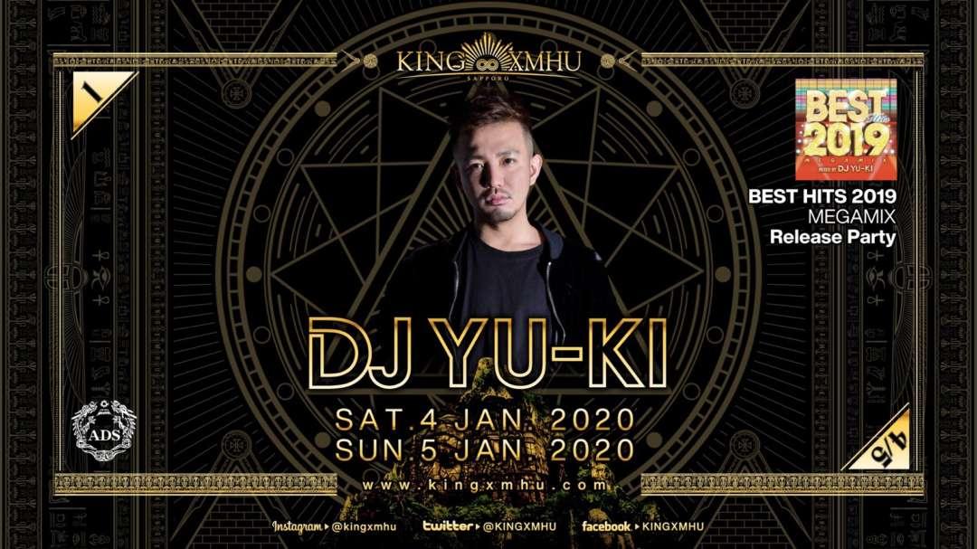 SPECIAL GUEST:DJ YU-KI